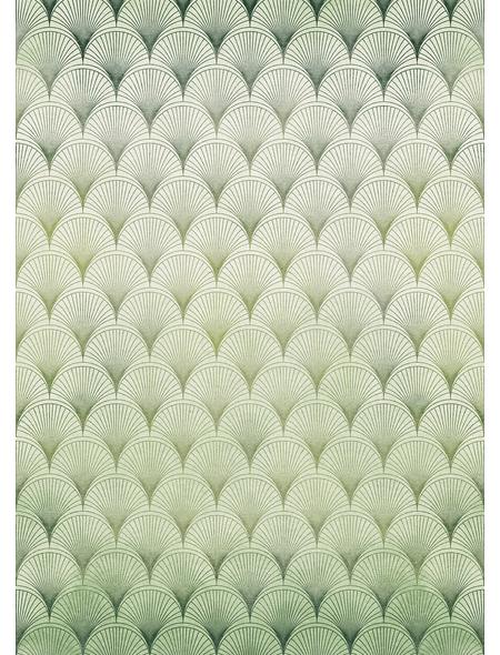 KOMAR Foto-Vliestapete »ecailles«, Breite 200 cm, seidenmatt