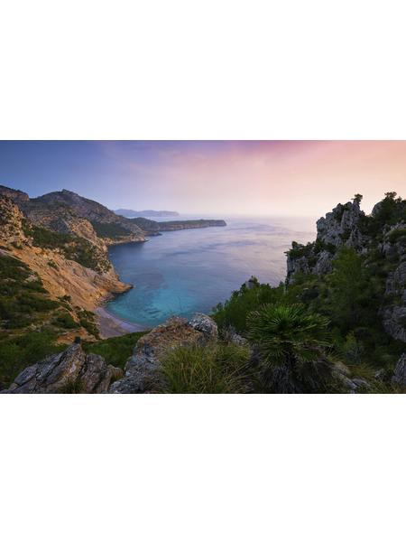 KOMAR Foto-Vliestapete »Emerald Cove«, Breite 400 cm, seidenmatt