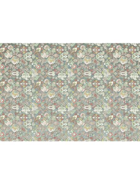 KOMAR Foto-Vliestapete »Fleurs d'Ocean«, Breite 400 cm, seidenmatt
