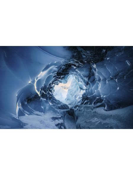 KOMAR Foto-Vliestapete »Glacier«, Breite 450 cm, seidenmatt