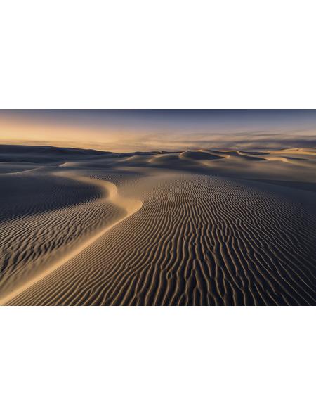 KOMAR Foto-Vliestapete »Glowing Lines «, Breite 450 cm, seidenmatt