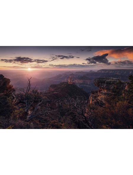 KOMAR Foto-Vliestapete »Grand View «, Breite 450 cm, seidenmatt