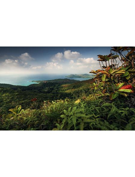 KOMAR Foto-Vliestapete »Heavens Balcony«, Breite 450 cm, seidenmatt