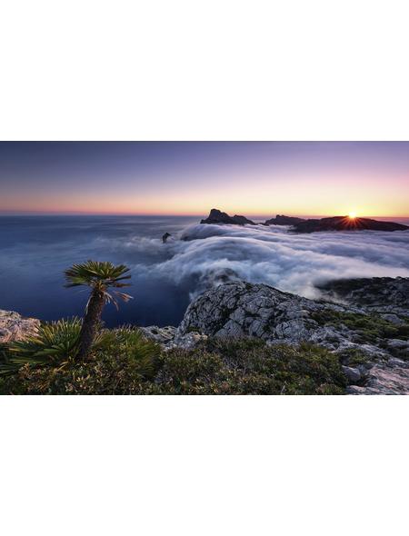 KOMAR Foto-Vliestapete »Island Paradise«, Breite 450 cm, seidenmatt