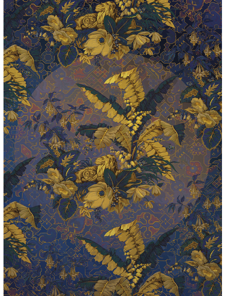 KOMAR Foto-Vliestapete »Orient dOr«, Breite 200 cm, seidenmatt