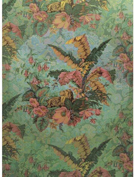 KOMAR Foto-Vliestapete »Orient Rose«, Breite 200 cm, seidenmatt
