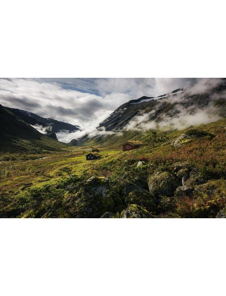 KOMAR Foto-Vliestapete »Pure Norway«, Breite 450 cm, seidenmatt