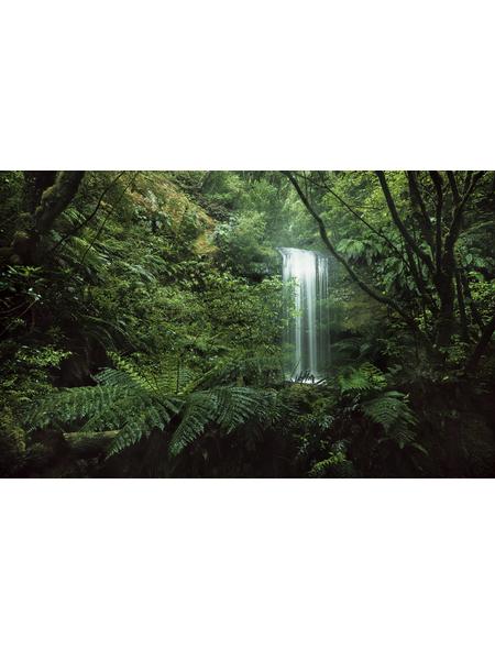 KOMAR Foto-Vliestapete »Secret Veil «, Breite 450 cm, seidenmatt