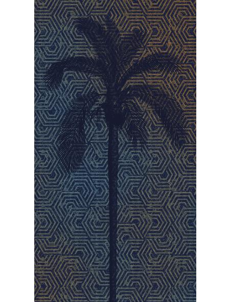 KOMAR Foto-Vliestapete »Silhouette«, Breite 150 cm, seidenmatt