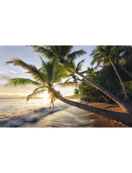 KOMAR Foto-Vliestapete »Strandgeheimnis«, Breite 450 cm, seidenmatt
