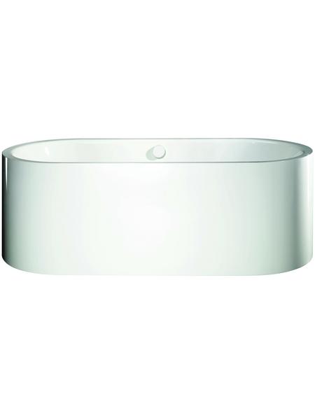 KALDEWEI Freistehende Badewanne »MEISTERSTÜCK CENTRO DUO«, L x B: 180 cm x 80 cm