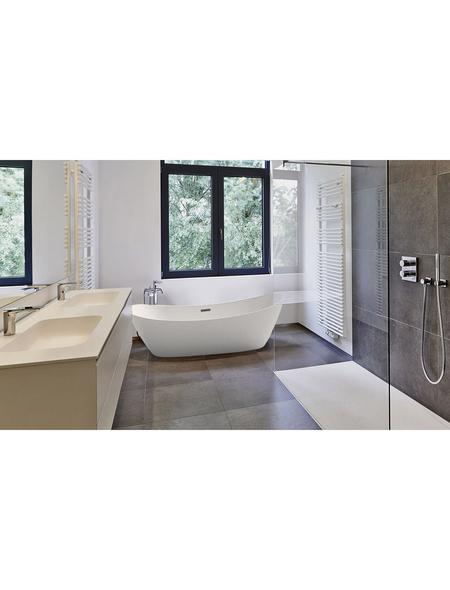 HOME DELUXE freistehende Badewanne »Monaco«, BxHxL: 80 x 72 x 170 cm, oval