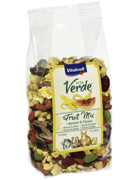 VITAKRAFT Frucht-Mischung »VitaVerde«, für Nagetiere
