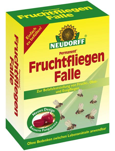 NEUDORFF Fruchtfliegen-Falle »Permanent«, Kunststoff