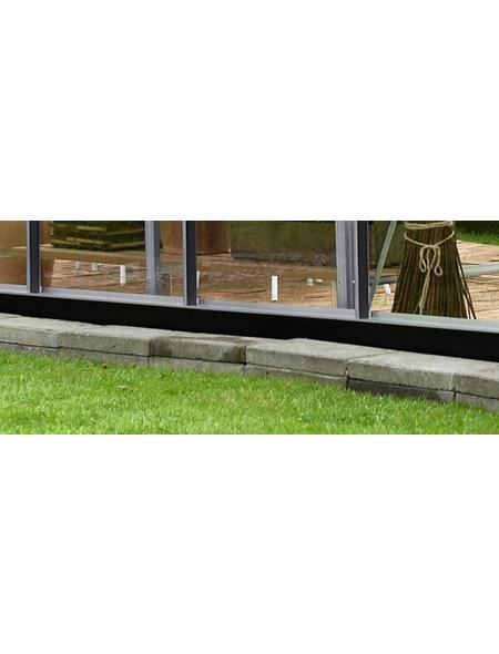 JULIANA Fundament für Gewächshaus »Premium«, Stahl, BxL: 296 x 368 cm