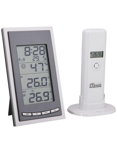 tfa® Funk-Thermometer DIVA GO digital Kunststoff 7,4 x 13,5 x 1,5 cm