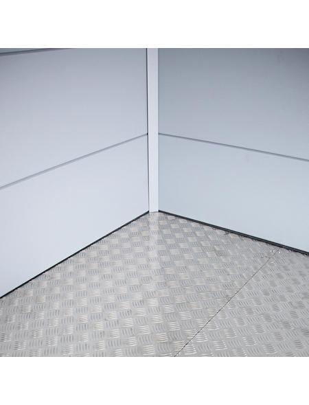 WOLFF FINNHAUS Fußboden für Gartenhäuser »Eleganto«, Stahl/Aluminium