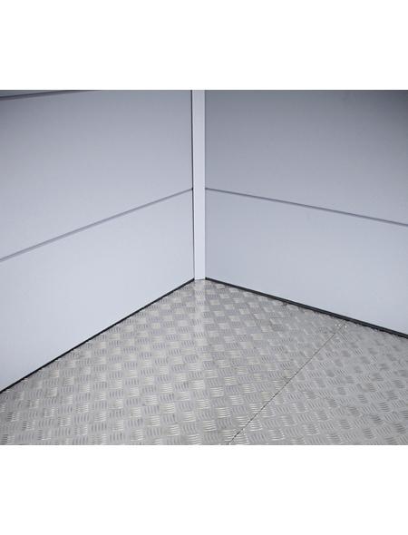 WOLFF Fußboden, geeignet für: Stahlgerätehaus »Eleganto 2721«