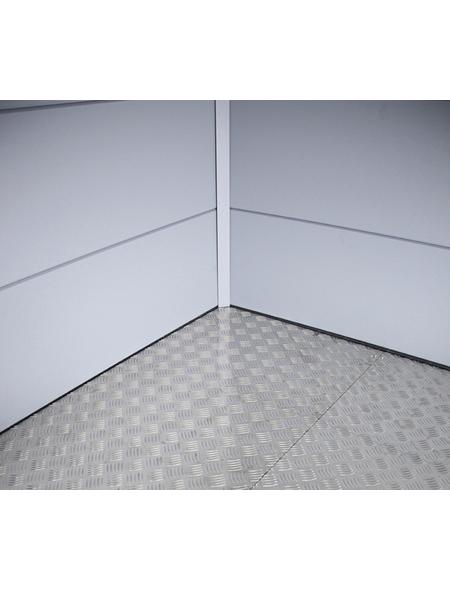 WOLFF Fußboden, geeignet für: Stahlgerätehaus »Eleganto 3330«