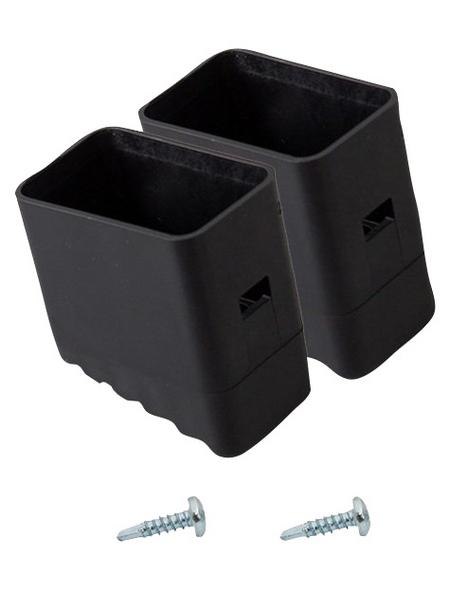 KRAUSE Fußkappe »MONTO«, , Kunststoff