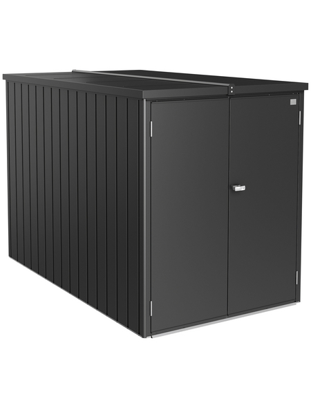 BIOHORT Garage »MiniGarage«, B x T: 122 x 203 cm (Außenmaße)