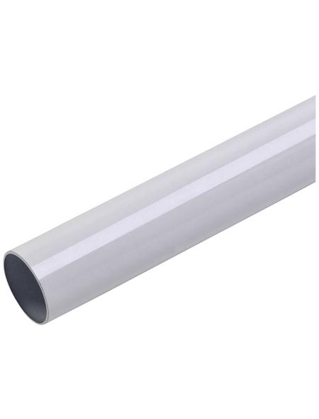 LIEDECO Gardinenstange  Länge 2400 mm, Ø 20 mm, metall