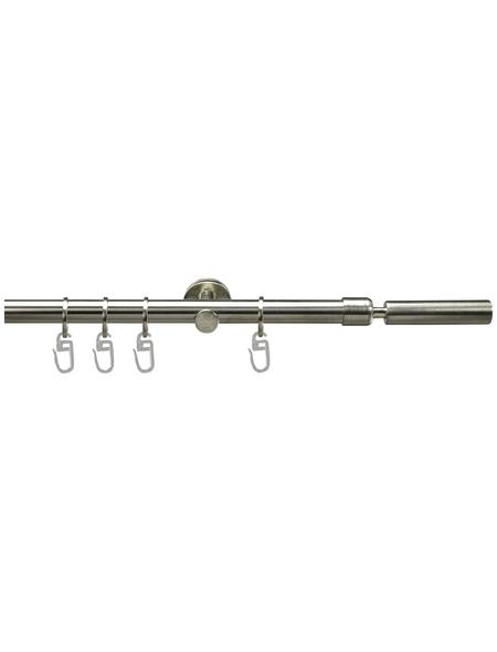 LIEDECO Gardinenstange »Turin«, Länge 2000 mm, Ø 16 mm, Metall