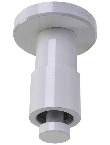 LIEDECO Gardinenstangen-Träger Ø 20 mm, Aluminium