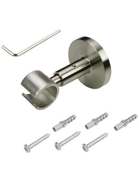 LIEDECO Gardinenstangen-Träger  Ø 20 mm, Metall