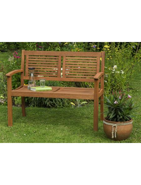 MERXX Gartenbank »Cordoba«, 2-Sitzer, BxTxH: 110 x 58 x 90 cm