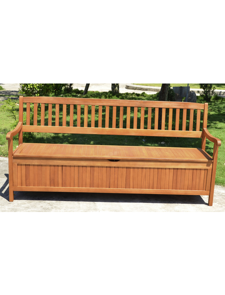 GARDEN PLEASURE Gartenbank »Houston«, 4-Sitzer, B x T x H: 187 x 59 x 90 cm