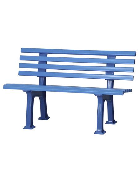 BLOME Gartenbank »Ibiza«, 2-Sitzer, B x T x H: 120 x 54 x 74 cm