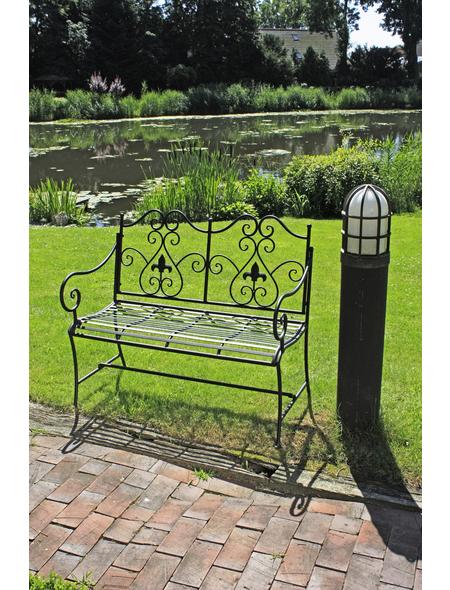 GARDEN PLEASURE Gartenbank »Lanzarote«, 2-Sitzer, B x T x H: 105 x 56 x 90 cm