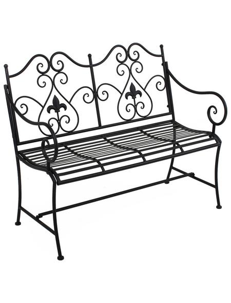 GARDEN PLEASURE Gartenbank »Lanzarote«, 2-Sitzer, BxTxH: 105 x 56 x 90 cm