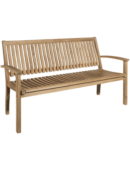 CASAYA Gartenbank »Somerville«, 3-Sitzer, BxTxH: 158 x 91,5 x 62 cm