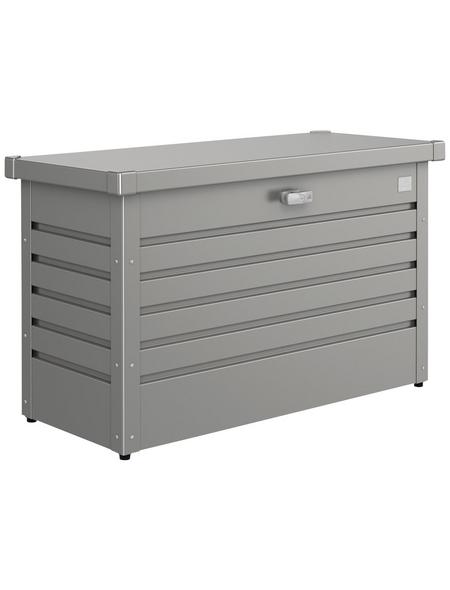 BIOHORT Gartenbox »FreizeitBox«, BxHxT: 101 x 61 x 46 cm, quarzgrau-metallic