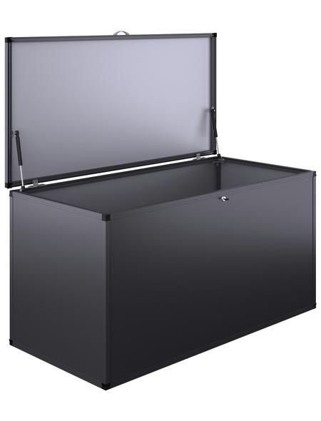 KGT Gartenbox »Gartenboxen«, BxHxT: 152 x 80 x 76 cm, anthrazit