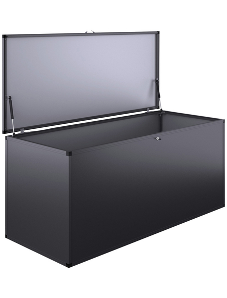 KGT Gartenbox »Gartenboxen«, BxHxT: 177 x 80 x 76 cm, anthrazit
