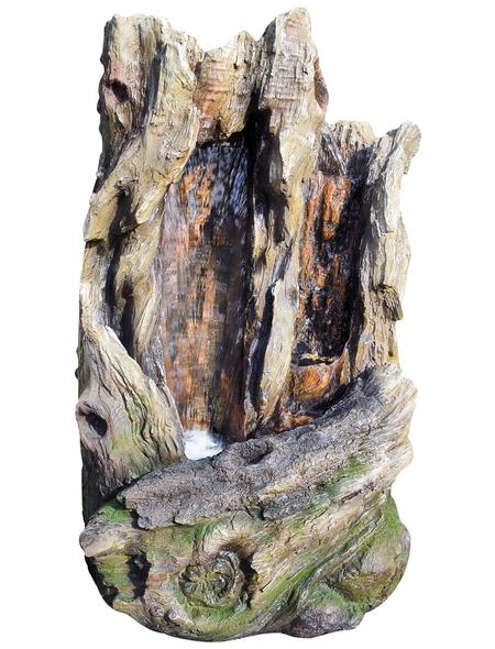GRANIMEX Gartenbrunnen »Bofeng«, natur, inkl. Pumpe