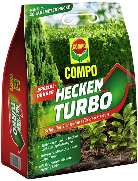 COMPO Gartendünger, 4 kg, schützt vor Nährstoffmangel