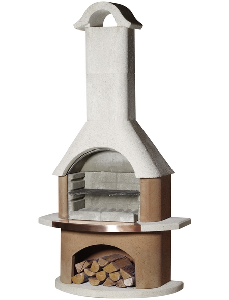 BUSCHBECK Gartengrillkamin »Bologna«, 110 cm