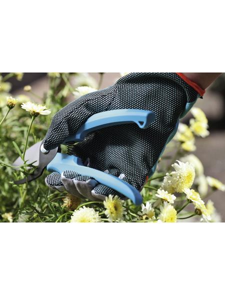GARDENA Gartenhandschuhe, Größe: XS(6), grau, KeraTect-glasiert