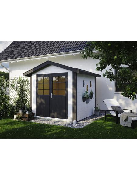LUOMAN Gartenhaus BxT: 272cm x 272cm