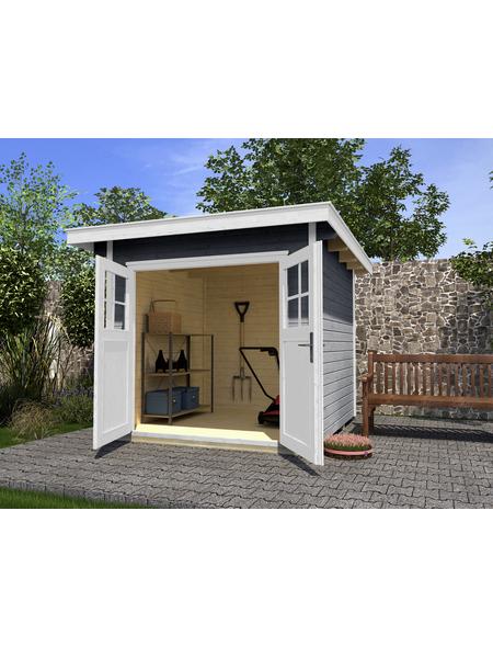 WEKA Gartenhaus BxT: 280cm x 311cm