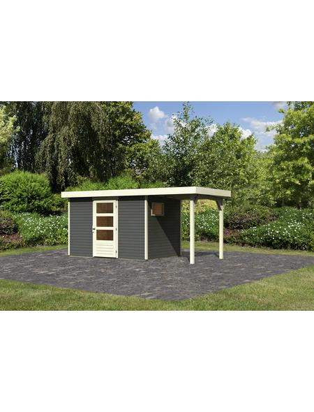 WOODFEELING Gartenhaus, BxT: 302 x 217 cm (Außenmaße), Dachplatte