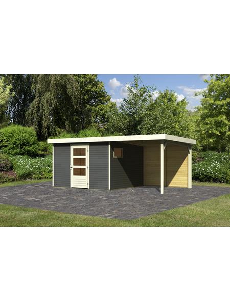 WOODFEELING Gartenhaus, BxT: 522 x 306 cm (Außenmaße), Dachplatte