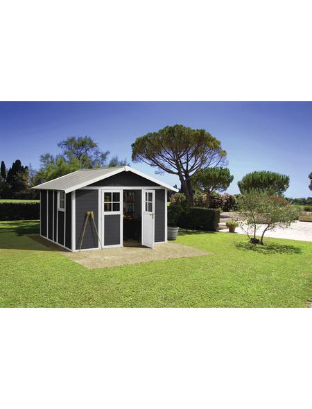 GROSFILLEX Gartenhaus »Deco 7,5«, B x T x H: 315 x 239 x 250 cm