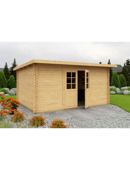 OUTDOOR LIFE PRODUCTS Gartenhaus »Schönheim 2«, BxT: 273cm x 238cm