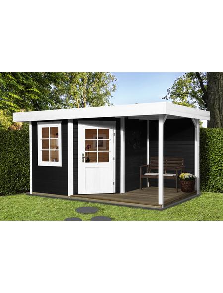 WEKA Gartenhaus-Set BxT: 501cm x 338cm