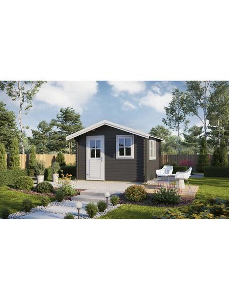 LASITA MAJA Gartenhaus »Spree«, B x T: 300 x 300 cm, Satteldach
